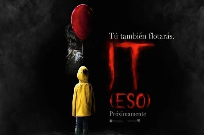 'Eso' la película que está dominando el territorio; y ellos flotarán al estreno (+GANADORES)