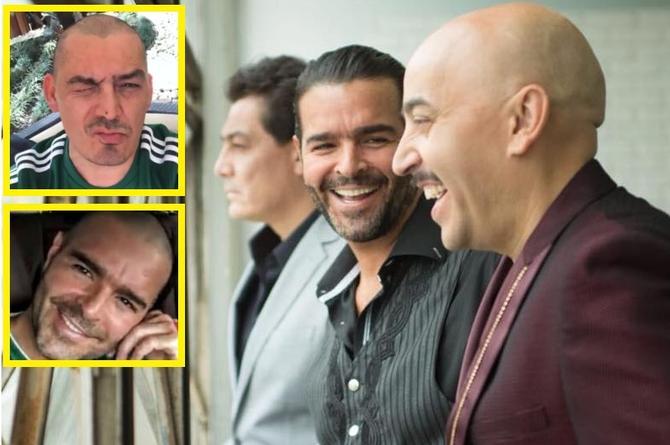 José Manuel Figueroa y Pablo Montero pagan apuesta y quedan como Lupillo Rivera (+VIDEOS)