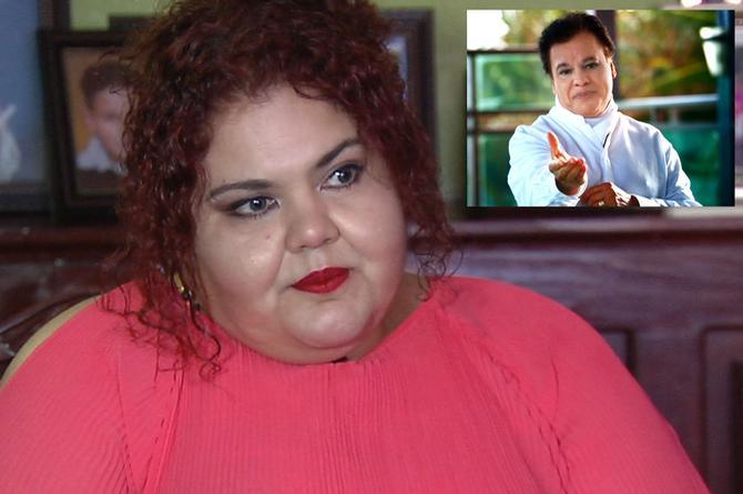 Hija de Juan Gabriel denuncia bullying