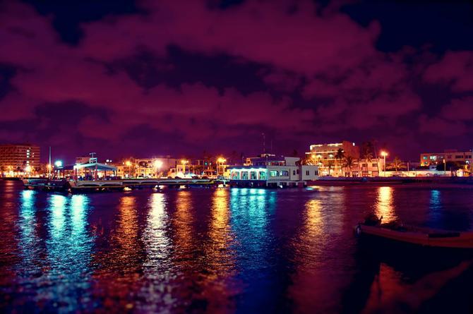 Reportan extrañas luces en el cielo de Veracruz (+VIDEO)