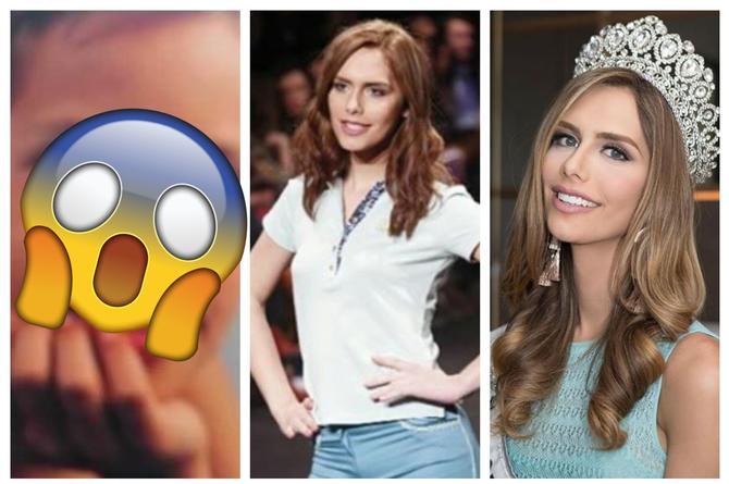 Así se veía 'Miss España' antes de convertirse en mujer (+FOTOS)