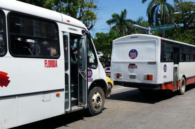 ¡Aguas! Mañana no habrá camiones en Veracruz
