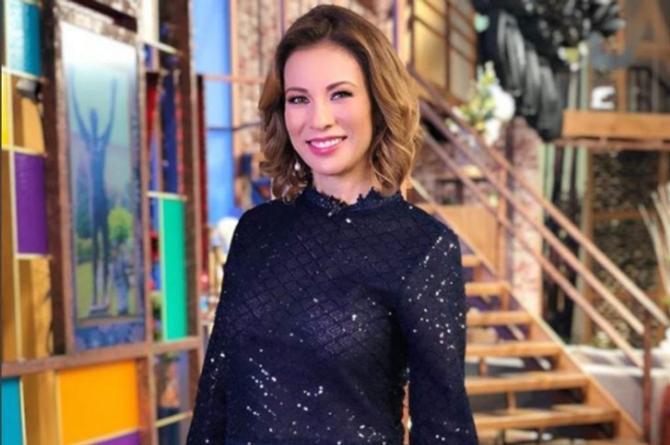 Ingrid Coronado traiciona 'TV Azteca' y conduce 'Hoy' #VIDEO
