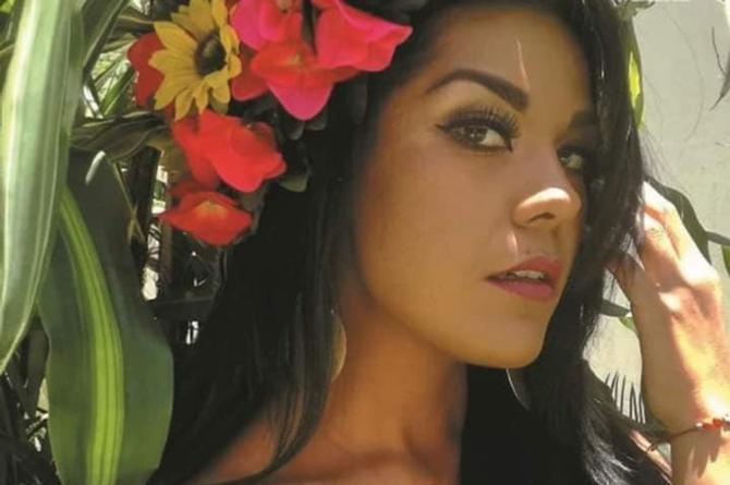 Miss Earth Banderilla 2020 es Alejandra García Anguiano