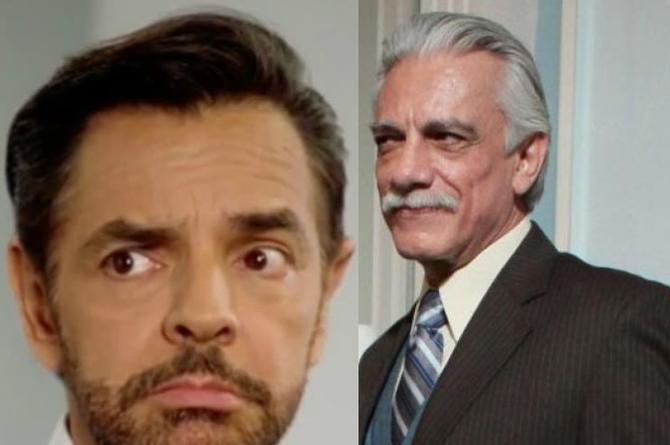 '¿Quién es este pend$%&?' decía Eugenio Derbez a su padrastro