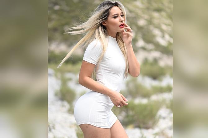 Issa Vegas acusa a carnal de 'dejar adolorido' su jugoso durazno' #VIDEO
