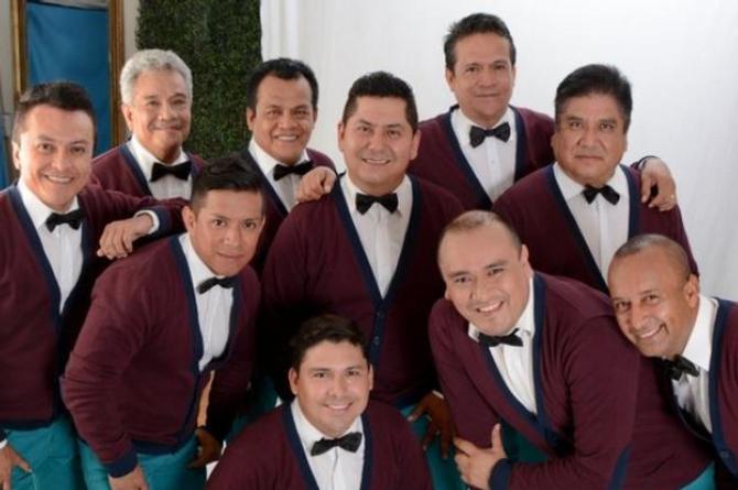Súper Lamas graba su video ´Pero La Recuerdo´ en Xalapa, Veracruz