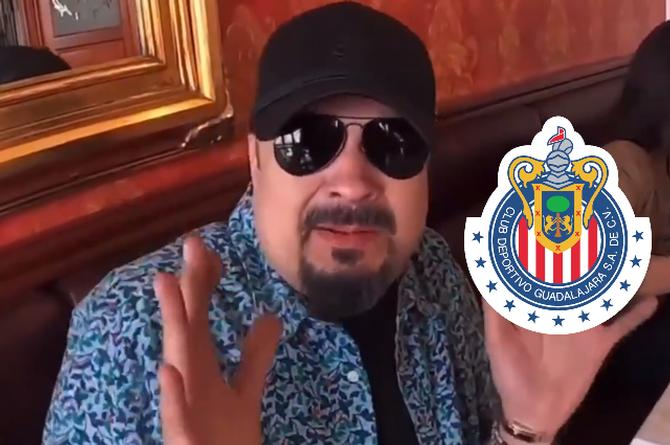 Pepe Aguilar se burla de los 'chivahermanos' #VIDEO
