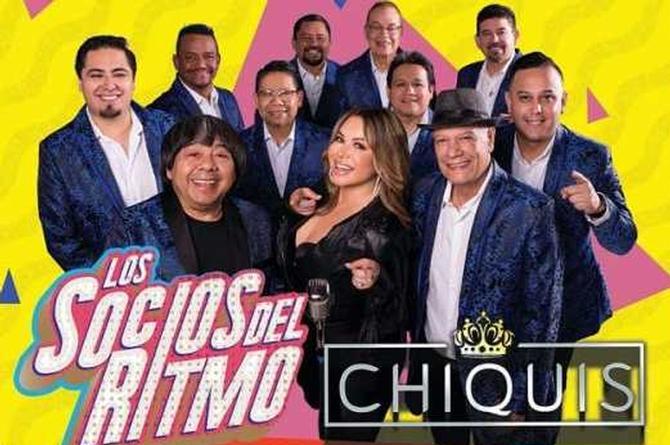 Socios del Ritmo y Chiquis Rivera