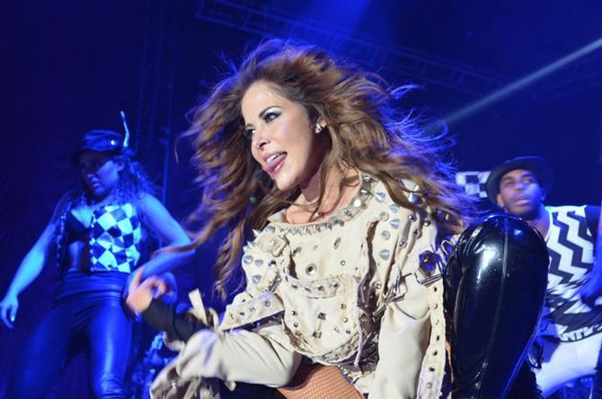 ¡Aviso! Cambian de sede concierto de Gloria Trevi en Carnaval de Veracruz (+video)