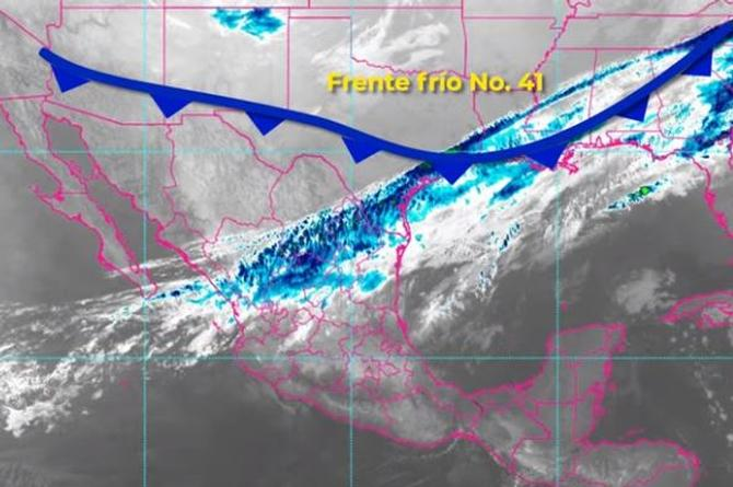 ¡Aviso! Pronostican norte con rachas de 110 km/hora para Veracruz