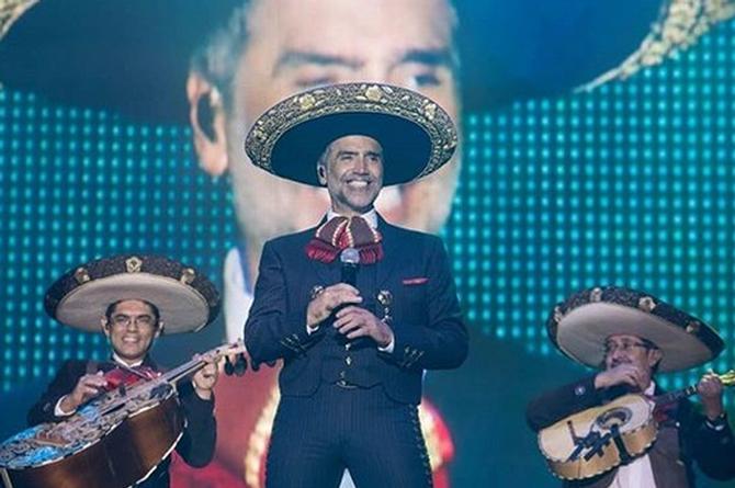 Alejandro Fernández rinde homenaje a Joan Sebastian con nueva canción (+video)