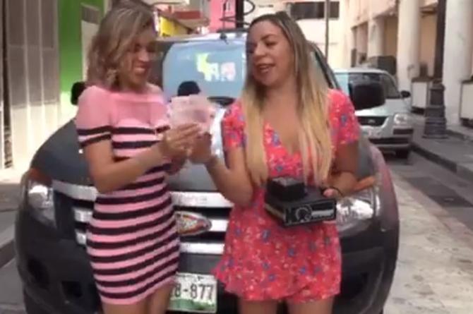 Atacan a 'La Chikibaby' y 'La Jefa', locutoras de La Fiera (+video/fotos)