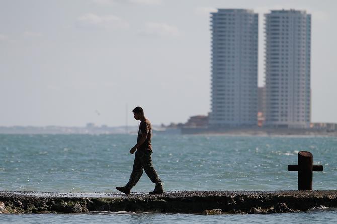Pronostican para Veracruz vientos del norte, pero continuará el calor