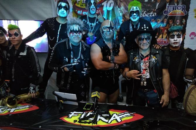 Los Súper Caracoles estrenan la cumbia 'Lady Face'