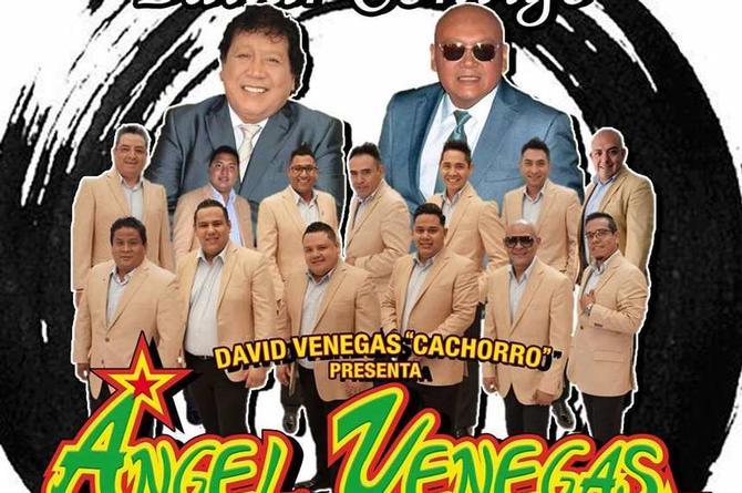 Ángel Venegas y su Orquesta Con Sabor, dispuestos a 'Bailar Contigo'
