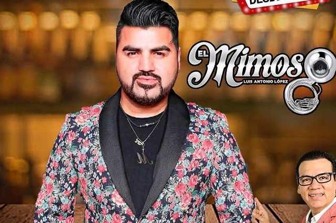 'El Mimoso' podría retirarse del regional mexicano para cantar música cristiana