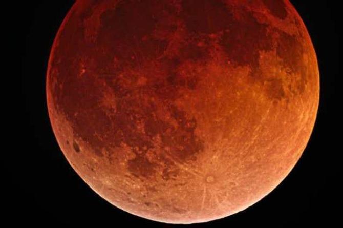 Checa los detalles del Eclipse de Luna que se apreciará en México