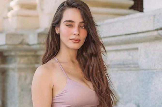 Así luce desnuda la actriz Esmeralda Pimentel (+fotos)