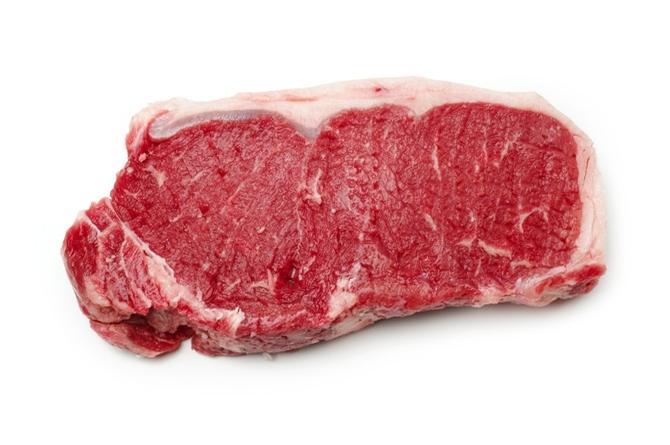 Qué miedo... Trozo de carne 'palpita' cuando iba a ser cocinado (+video)
