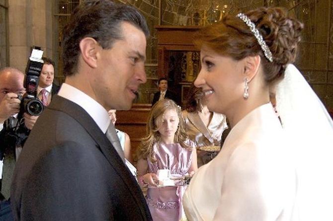 Entérate cuánto supuestamente cobró Angélica Rivera por casarse con Peña Nieto