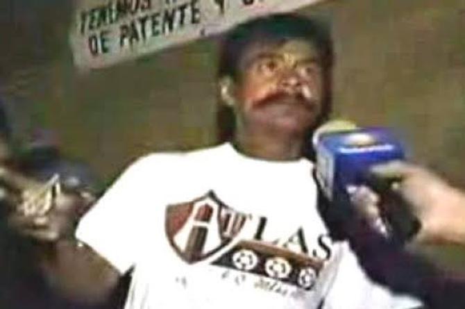 Revelan que 'El Canaca' no mentía, pero dónde queron los 50 mil pesos  (+fotos)