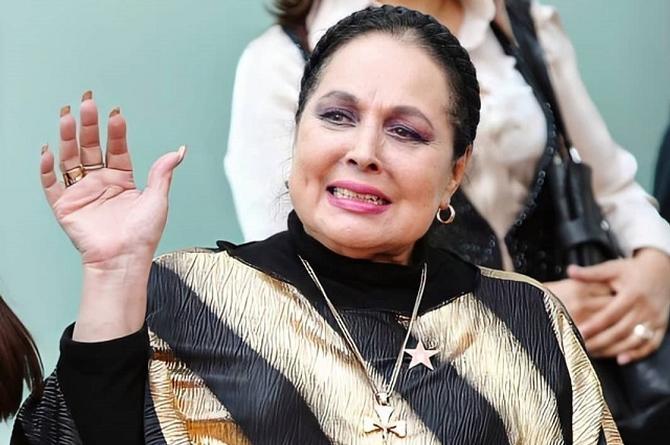 Fallecer Flor Silvestre, mamá de Pepe Aguilar (+foto)
