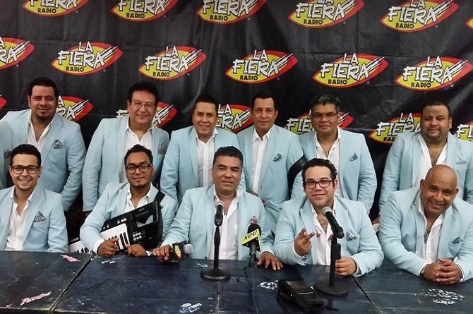 Junior Klan, nominado a los premios 'La Cruz Diamante' en Veracruz