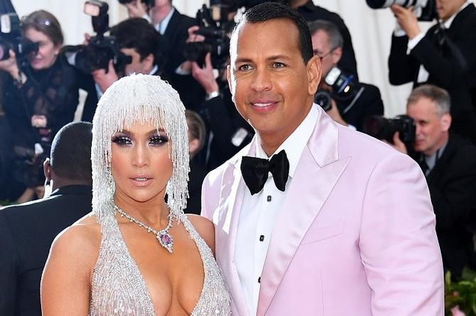 Sorprenden a Alex Rodríguez siéndole infiel a Jennifer Lopez (+video)