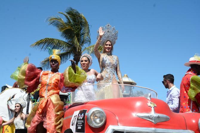 Actividades virtuales del Carnaval de Veracruz 2021 (+fotos)