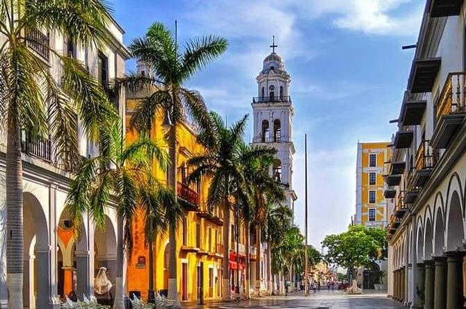 Hoy viernes mucho calor en Veracruz, pero viene un norte