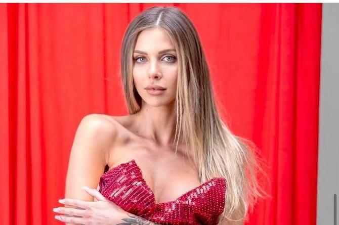 Ella es Romina Malaspina, la influencer argentina considerada las más sensual del mundo (+foto)