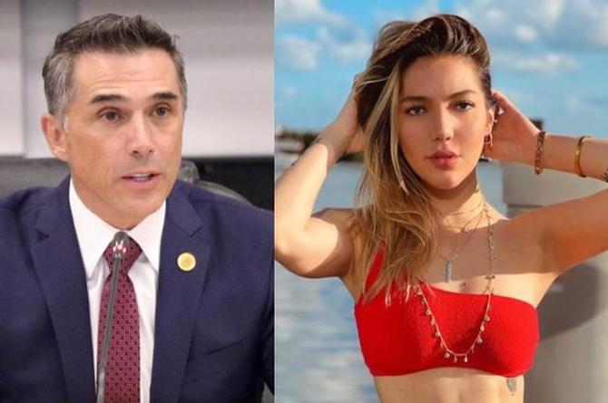 Sergio Mayer invita a Frida Sofía a hacer la denuncia penal por abuso sexual