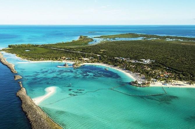Ofrecen 2 millones de pesos anuales para cuidar una isla en Bahamas