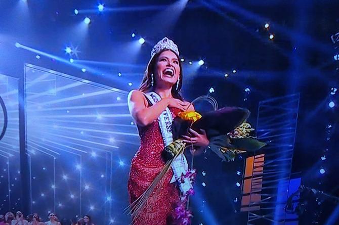Gana México Miss Universo 2021 (+video)
