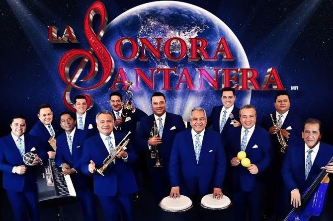 Regresa a los escenarios la Sonora Santanera (+video)