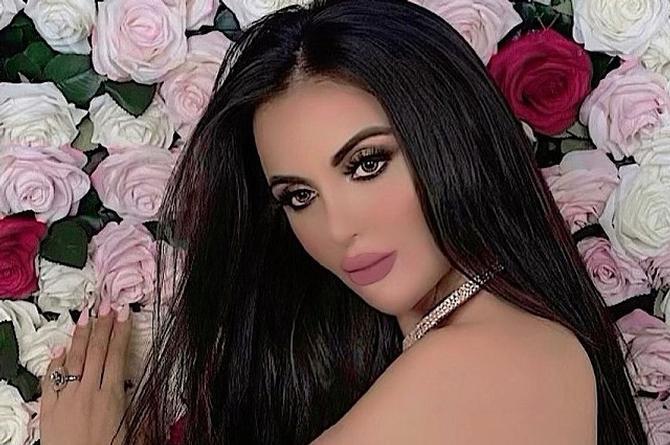 Modelo se somete a más de 40 cirugías para parecerse a Kim Kardashian (+fotos)
