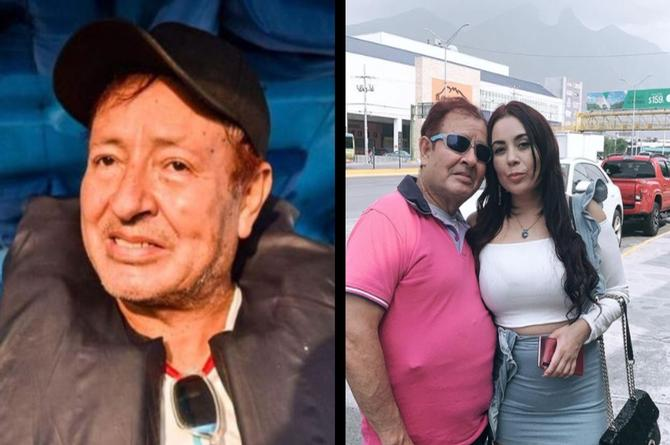 Novia de Sammy Pérez habla de su salud despues de ser intubado
