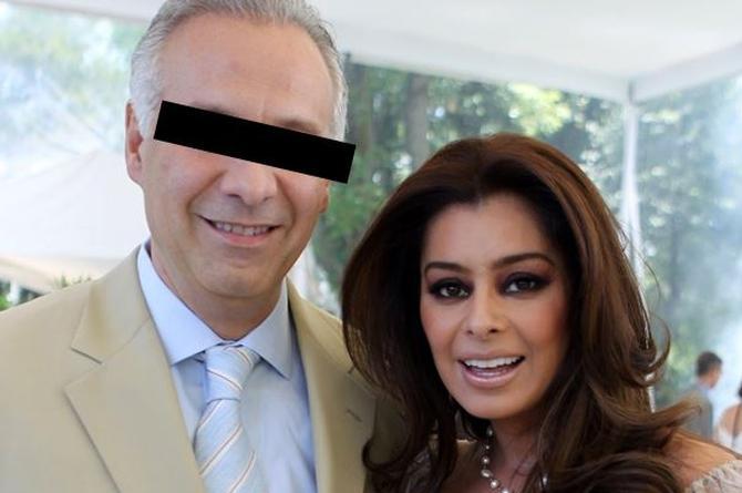 Yadhira Carrillo pide que vacunen a su esposo
