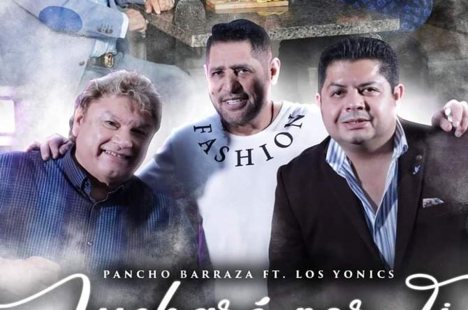 Pancho Barraza canta a dueto con José Manuel Zamacona (+video)