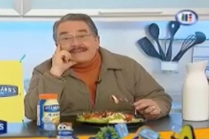 Pedro Sola revela la multa millonaria que pagó por su error de la mayonesa (+video)