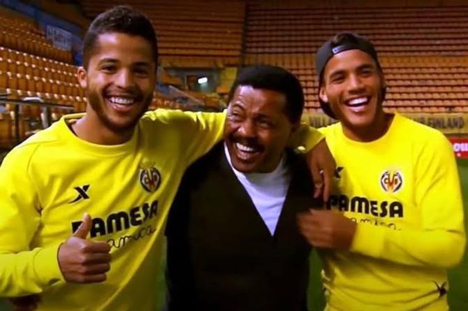 ¡Luto en el fútbol! Fallece 'Zizinho' padre de Gio y Jonathan Dos Santos