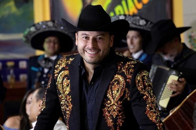 Santiago Arroyo llevará la música de mariachi a Sudamérica (+video)