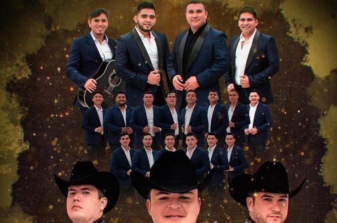 Ahijados del Rancho la arman fuerte con Banda Selectiva