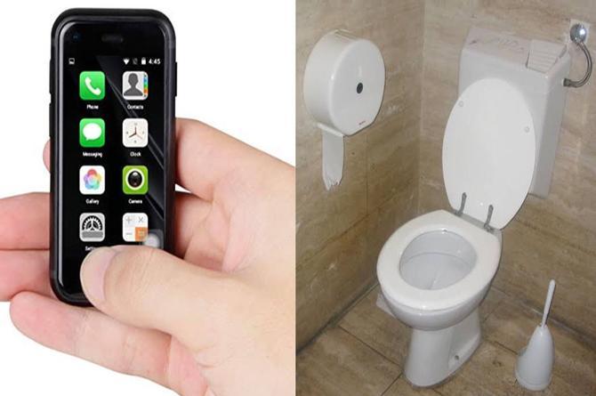 La pantalla de tu celular puede tener más  bacterias que la taza del baño